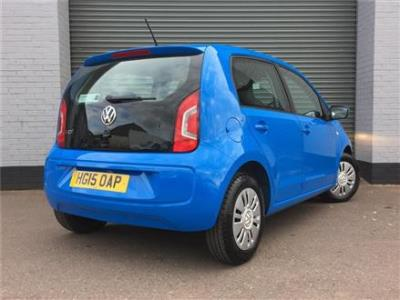 Volkswagen UP 1.0 Move Up 5dr 2015 2