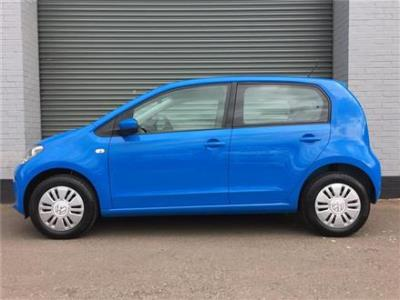 Volkswagen UP 1.0 Move Up 5dr 2015 3