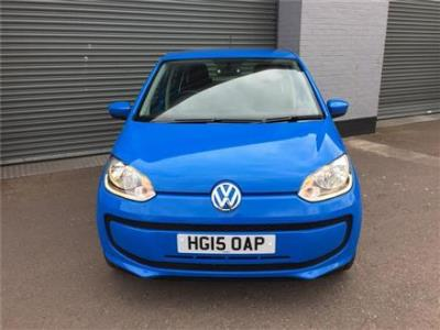 Volkswagen UP 1.0 Move Up 5dr 2015 4